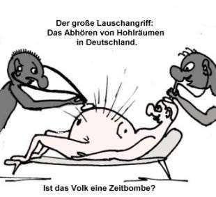 Deutsche Befindlichkeiten ...